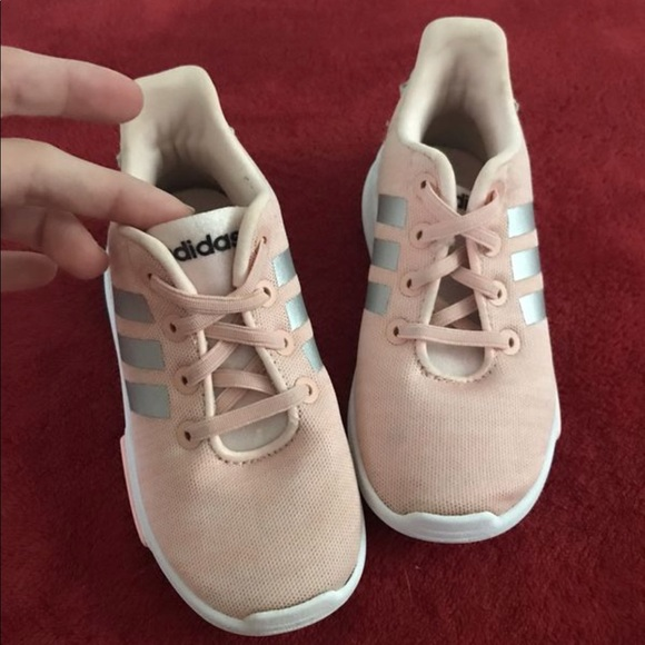 Girls shoes adidas like a new